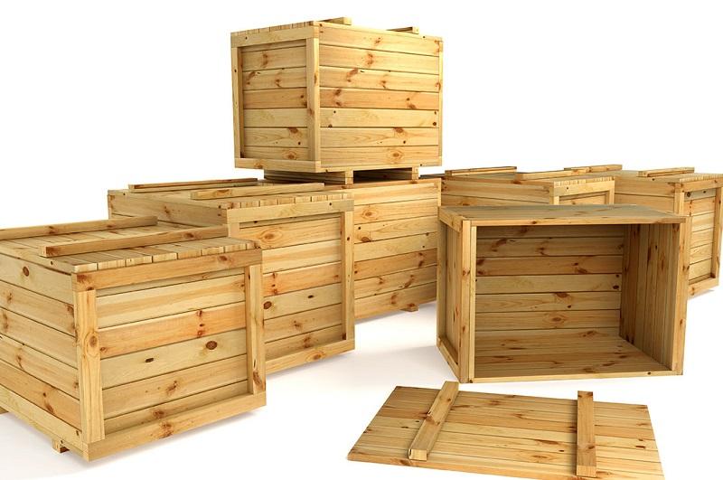 imballaggi industriali legno