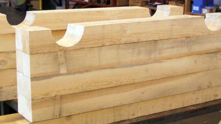 pedane in legno a Torino