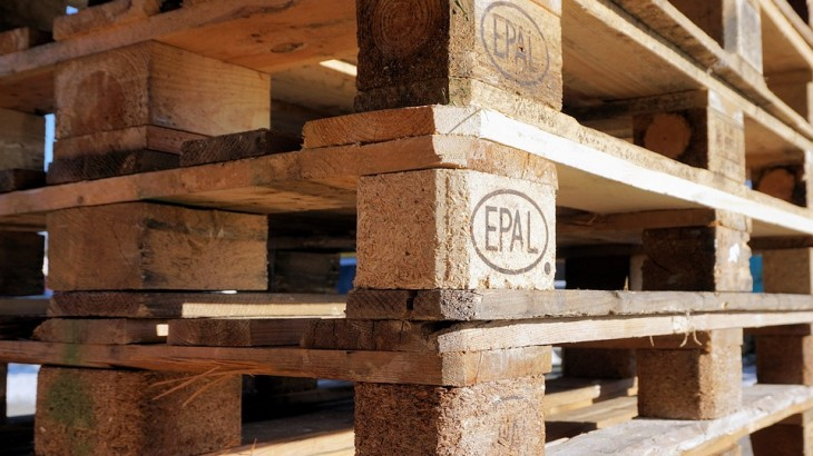 Vendita pedane in legno